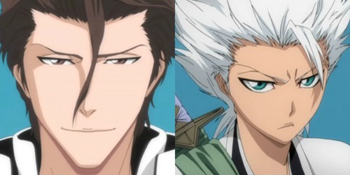 know the image suck... I'll never forget what Hitsugaya said! Aizen... I didn't come here to fight you, I came here to violently kill you!!