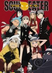I have not seen soul eater