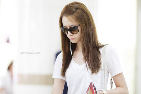 My fave Yoona | My fave colour White