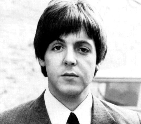 I believe in Paul McCartney because my pet hits me. Well then at least it's true my parakeet actually did bite me there one time.