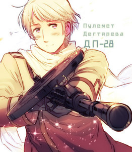 Russia(Ivan)he's the best weapon ever!!