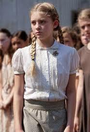Prim :) haut, retour au début 5 list: 1. Prim 2. Katniss 3. Foxface 4. Rue 5. ...Honestly haven't decided yet..