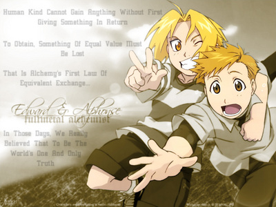 ONE Fullmetal Alchemist :I FUNimation also has not only FMA but lots of other good animes. I suggest going there ^-^