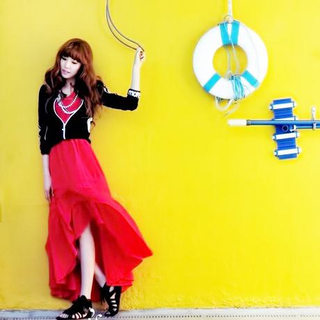 My Fav color : Red My Fav member : Tiffany
