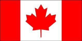 I`m in Canada! :D