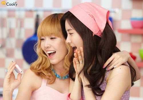 Fave member: Sica Least Fave member: Seo
