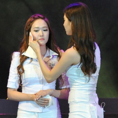My fave is Seohyun and My least fave is Jessica. But I 愛 SeoSic ^^ Its weird right? keke