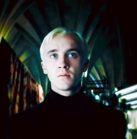 Draco Malfoy is better in my opinion for the exact same reasons ArcticWolf, HPCouples, and NightFrog pointed out. So there's really no need to explain why, just read what they wrote.
