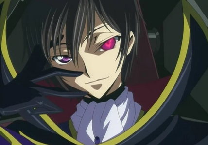 Um I don't know...thats cool but me Lelouch!?! I would never have guessed I would be like him.