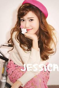 Fave member: Jessica Fave Color: White and ピンク
