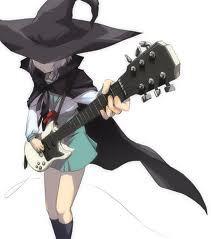 yuki from suzumiya w/ ギター :D
