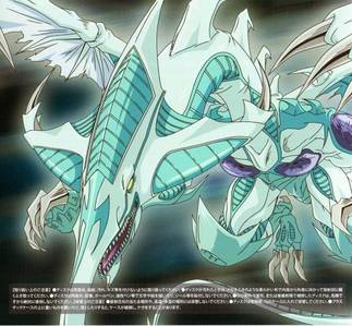 of course stardust dragon!! it's an epic monster card:D