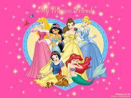 Diney Princess'
