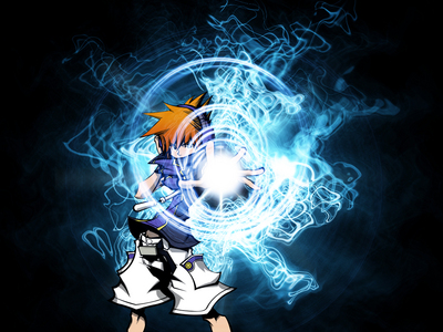 Neku from The World Ends With You<3