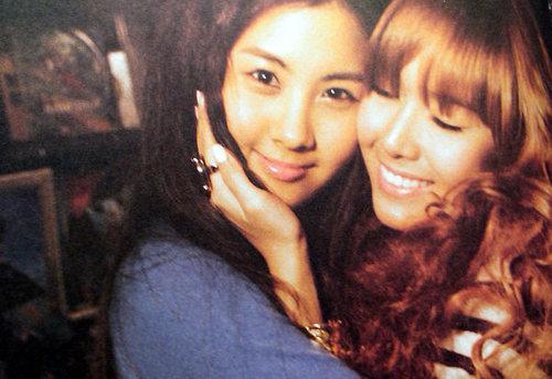Seo and Jessica!!!