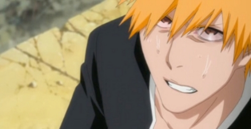 ICHIGO 90% but can't get him out of my mind!