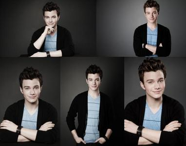Chris Colfer! I have all Most 500 Picture of him!