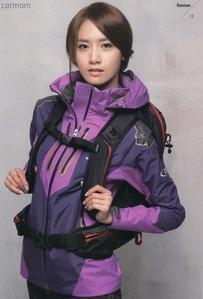 yoona-violet