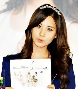 seohyun pouting is the cutest..