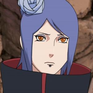 My is Konan the আকাটসুকি from Naruto!