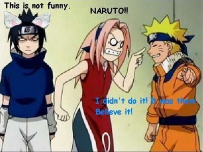 Naruto Team 7!