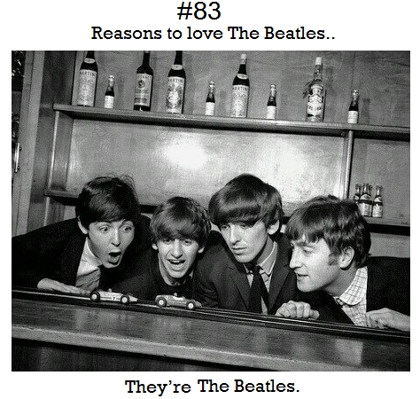 The Beatles Your argument is invalid.