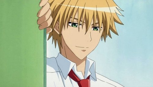 i wanna be with usui takumi <3<3<3