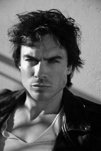 Even though I'm wayyyy too young for him: Ian Somerhalder :)