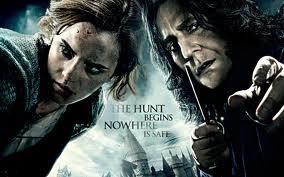 Male:- Severus Snape Female:- Hermione Granger
