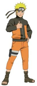 The only person I would like to be on island is Naruto! <3