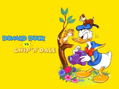cute & funny-Donald pato is my fave disney character.