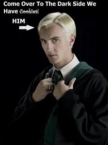 Draco Malfoy <33