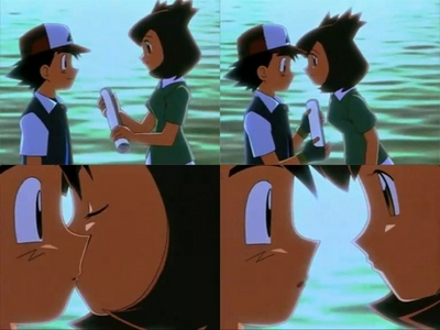 lateyas did the move pokemon hero when she was dicasered as bianca she kissed ash and it was amazing wach the movbe it true and RELLY happiness