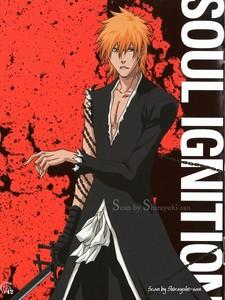 Ichigo!!!! He's so hot!