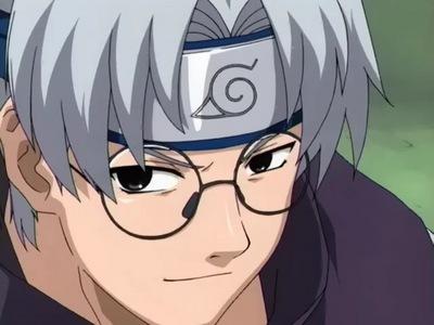 Kabuto Yakushi from Naruto!