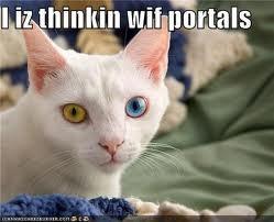 I want...a portal gun