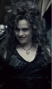I'm not, But Bellatrix is! :D
