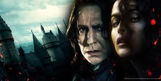 Severus and Bellatrix