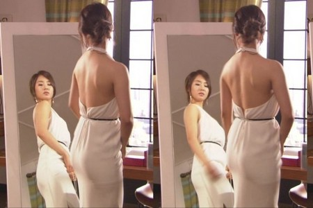 Yuri's sexy back