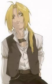 I like both >.> Don't be sexist man >.> But if I had to choose one... It would be Edward Elric >:I