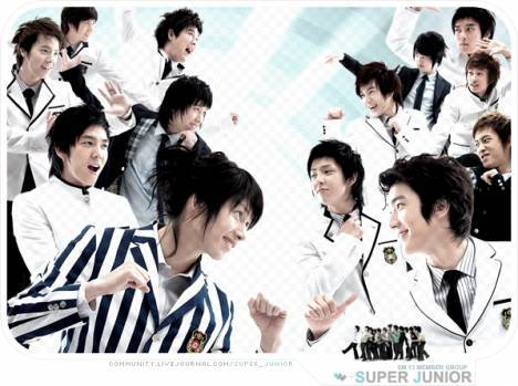 Super Junior is forever the Last Man Standing and the reason why I loved them is because they are the most real group i've ever know, does not need to pretend to be anyone else, because they are special and attractive as they are..forever the best boy group in K-pop industry and in my heart.. there is no way i'm going to find 13 special stella, star as Super Junior..