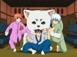 Hmm i suppose i would like to be a member of the yorozuya from gintama. that sounds fun!