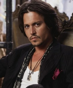 handsome johnny depp
