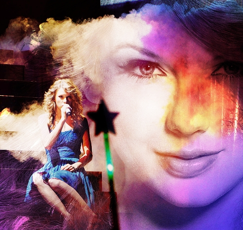 taylor rápido, swift is my favorito! she is amazing :)