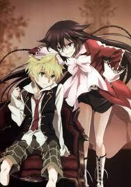 I would be Oz because he gets to hang out with Alice (hehe :P)
