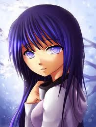 Hinata Hyuga from Naruto. My fave character. I 사랑 it when she faints from embarrassment. She's actually pretty strong but she tells herself otherwise. VERY shy and nervous but she still cracks me up. Also Naru-hina all the way.