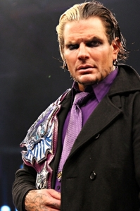 Jeff Hardy. I friggin LOVE that guy.