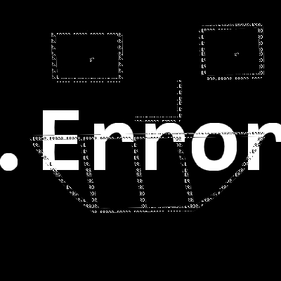 It seems your having an error in your eyes. .Error