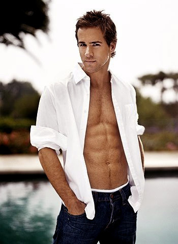 for me it would have to ryan reynalds,, all i have to say for him is: wow!!