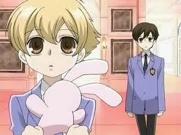 It has a few laughs. lol. Especially when Tamaki and Hunny. Bun Bun :3